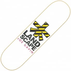 Landscape Skateboards Joe Gavin Pro Logo Skateboard Deck 8.375""