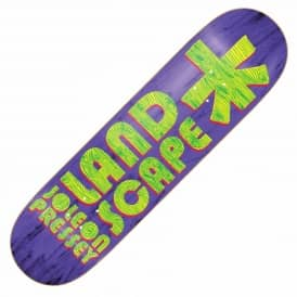 Joey Pressey Woodgrains Skateboard Deck 8.0''