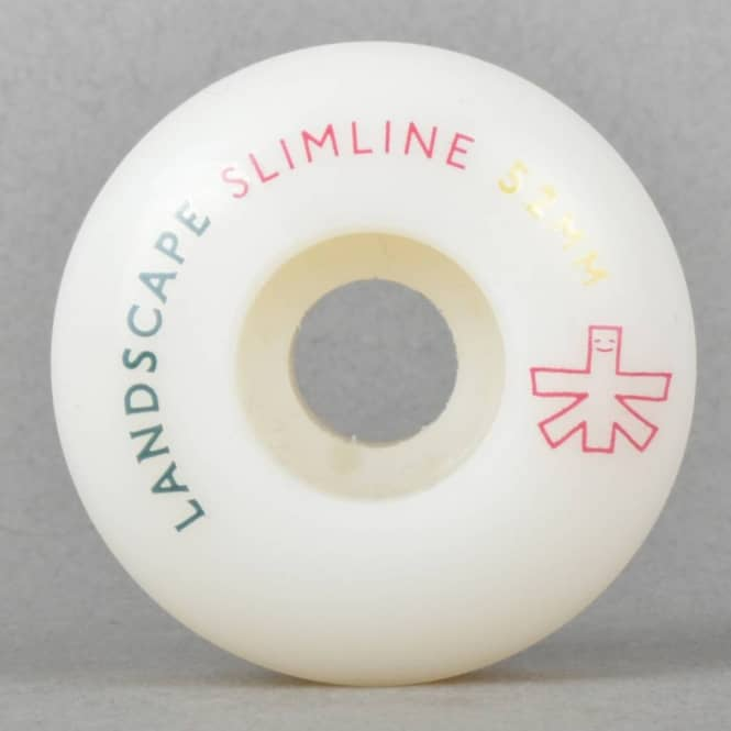 Landscape Skateboards Slimline Skateboard Wheels 52mm