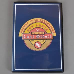 Last Orders Skateboard DVD