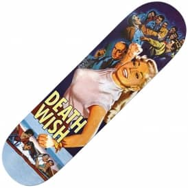 Lay It On Me Skateboard Deck 8.475