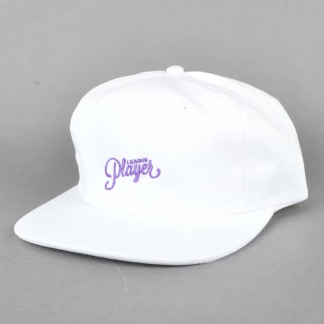 Alltimers League Player Cap - White