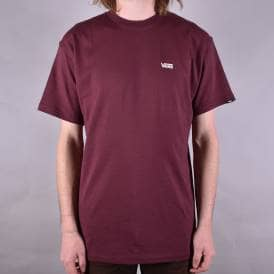 Left Chest Logo Skate T-Shirt - Port Royale