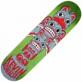 Lifeblood Skateboards Kowalski NW Totem Skateboard Deck 8.5""