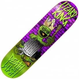 Deathwish Skateboards Lizard King Death Toons Reissue Skateboard Decks 8""