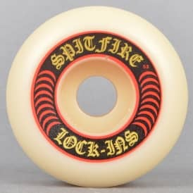 Lock Ins 101D Formula Four Skateboard Wheels 53mm