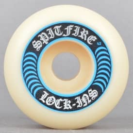 Lock Ins 99D Formula Four Skateboard Wheels 52mm