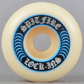 Lock Ins 99D Formula Four Skateboard Wheels 53mm