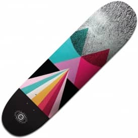 Look Beyond Prism Featherlight Skateboard Deck 7.9