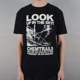 Look Skate T-Shirt - Black