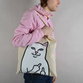 Lord Nermal Tote Bag - Natural