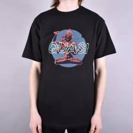 Lotus Skate T-Shirt - Black