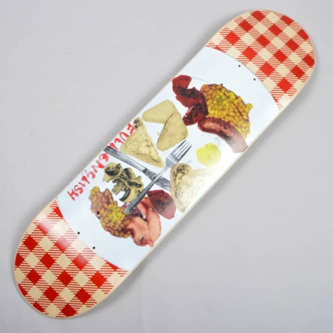 Lovenskate Skateboards Full English Skateboard Deck 8.25