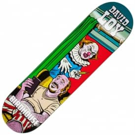 Loy Mexipulp Skateboard Deck 8.25