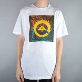 LRG Recycled City Skate T-Shirt - White