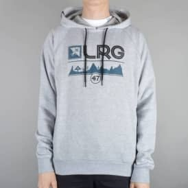 LRG Motherland 47 Pullover Hoodie - Ash Heather