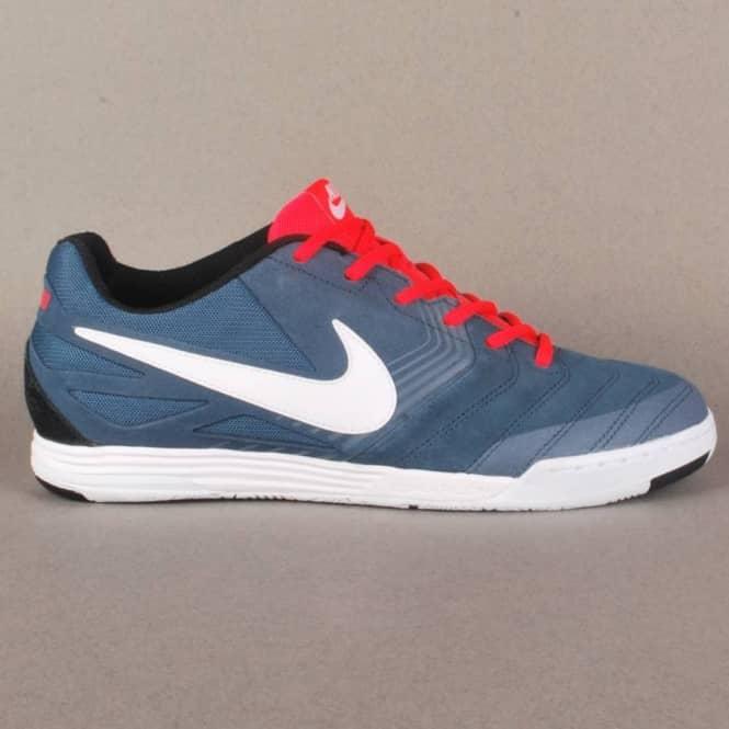 newest 9ca39 be7e5 Lunar Gato Skate Shoes - New Slate White-Laser Crimson-Black