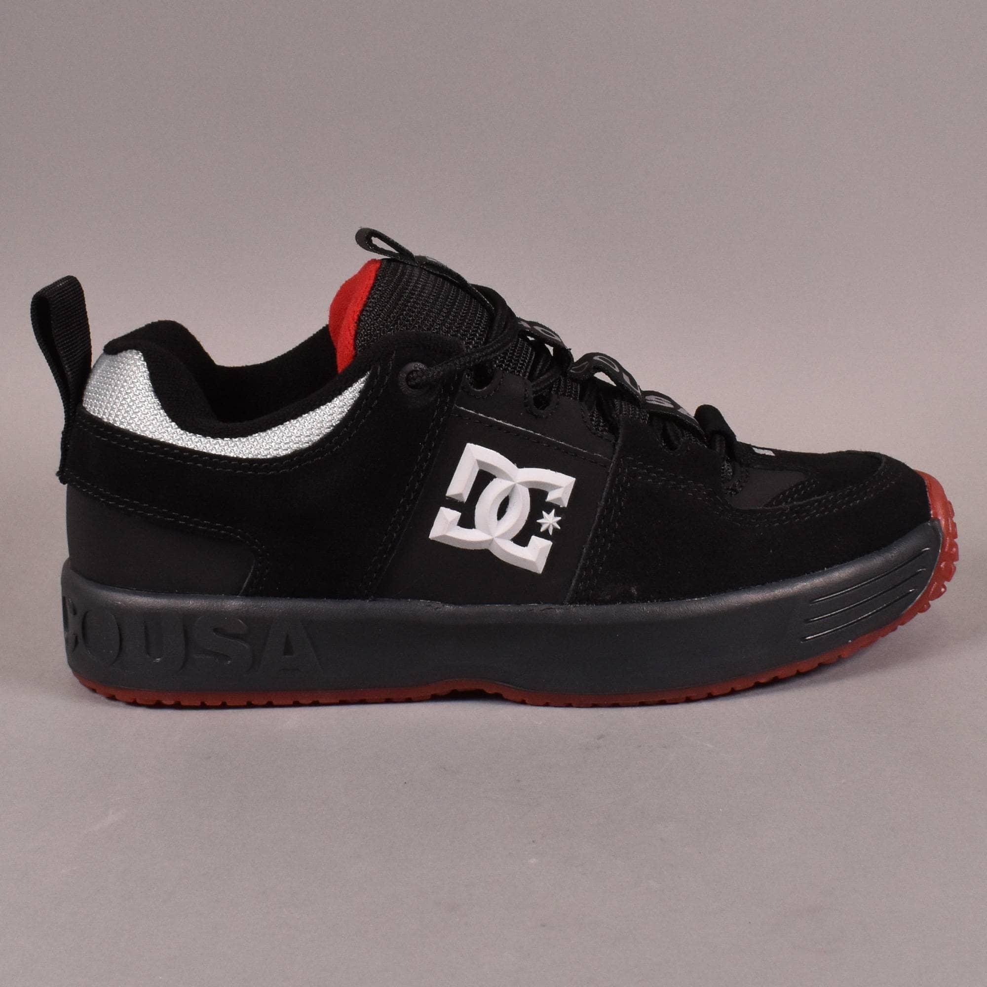 DC Shoes Lynx OG Skate Shoes - Black/Dk