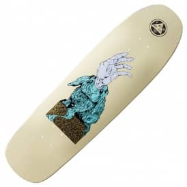 Welcome Skateboards Magic Bunny On Magic Mace Skateboard Deck 9.0""
