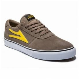 Manchester Skate Shoes - Sand Camo Suede