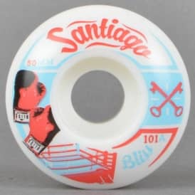 Manny Santiago Knock Out Skateboard Wheels 50mm