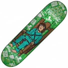 Martinez Psych Ward Skateboard Deck 8.375