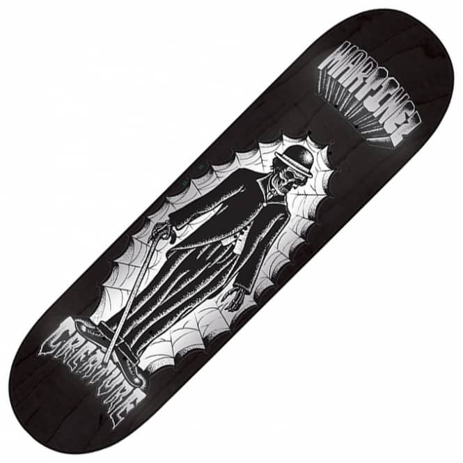 Creature Skateboards Martinez The Immigrant Two Skateboard Deck 8.6