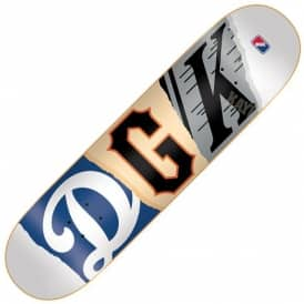 Mash Up Team Skateboard Deck 8.06