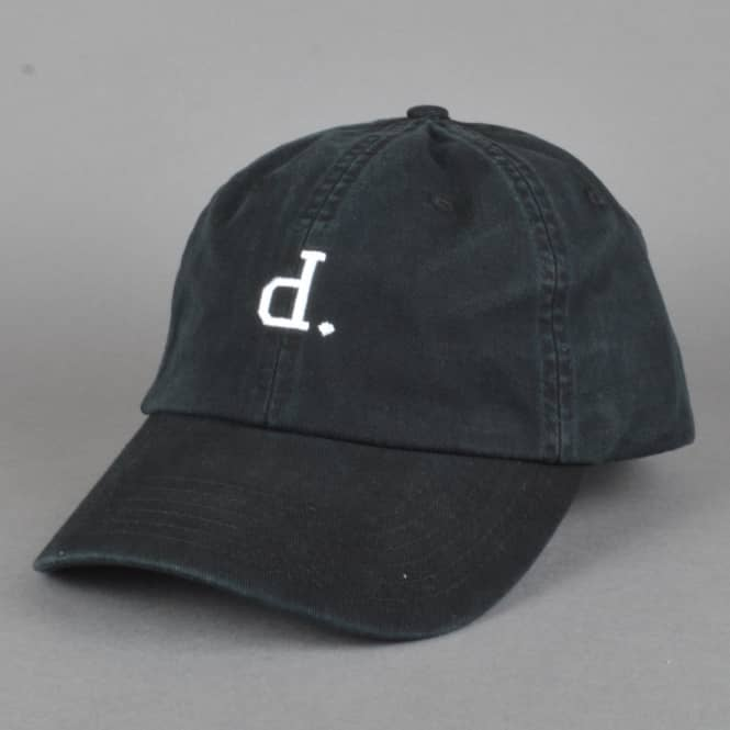 Diamond Supply Co. Micro Un Polo Sports Strapback Cap - Black