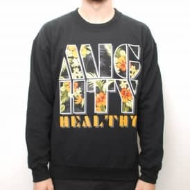 Mighty Healthy Fantasy Island Crew - Black