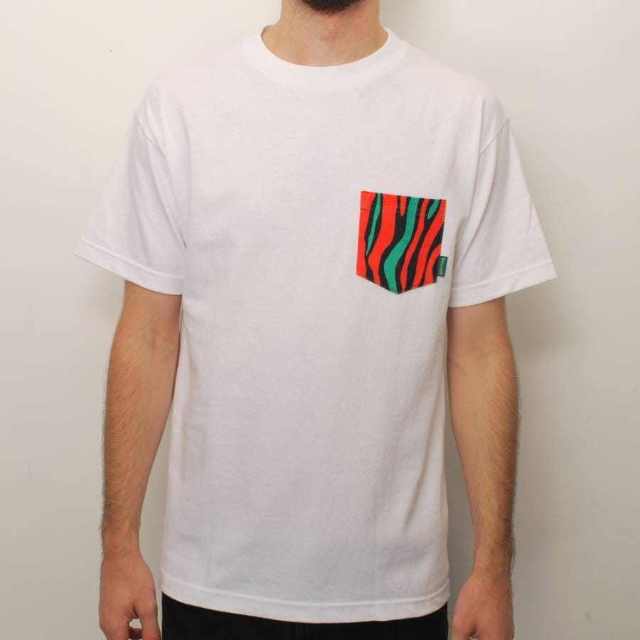 Mighty Healthy Mighty Healthy Low End Pocket T Shirt