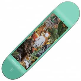 Mike Mo Raised By The Jungle Skateboard Deck 8.25