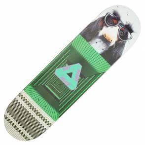 51d62bba Palace Skateboards Dog (Blue) Skateboard Deck 8.6'' - SKATEBOARDS ...