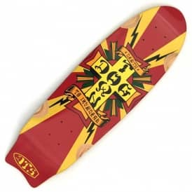 Mini Death To Invaders Skateboard Deck 8.5