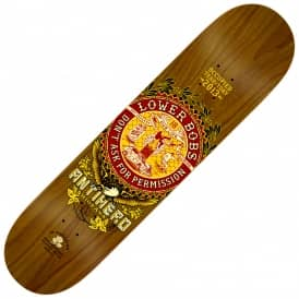 Miorana State Of Mind Skateboard Deck 8.5
