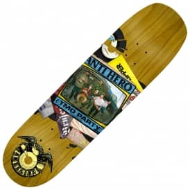 Miorana Studio 18 Records Skateboard Deck 8.47