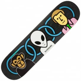 Missing Link Medium Skateboard Deck 8.125