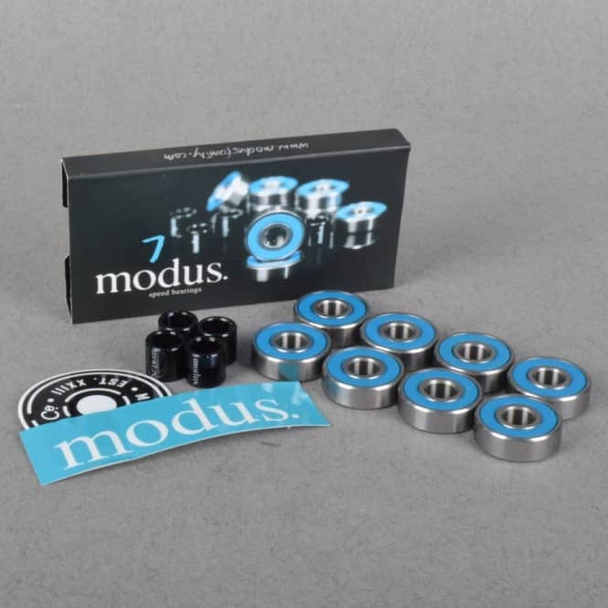 Modus Bearings Modus Abec 7 Skateboard Bearings