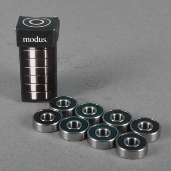 Modus Bearings Modus Black Skateboard Bearings