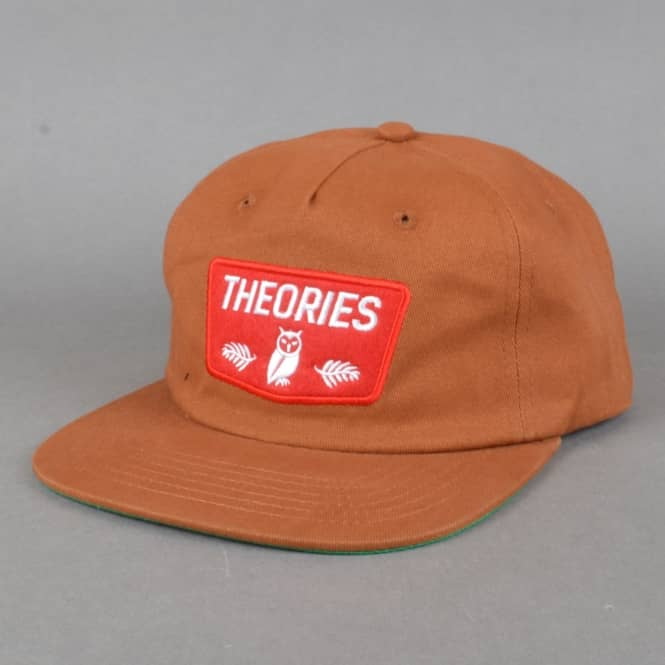 Theories of Atlantis Moluch Snapback Cap - Cinnamon