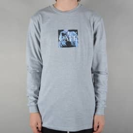 Morgan Longsleeve T-Shirt - Heather Grey