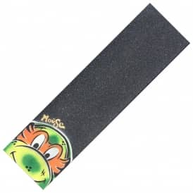 Mouse Griptape Mob x Mouse Ninja Orange Sprayed Artwork Griptape