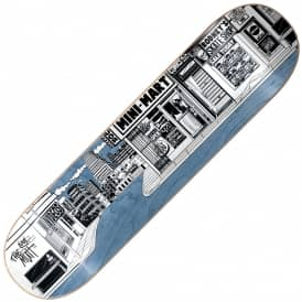 Almost Skateboards Mullen Stick-O-Rama Skateboard Deck 8.0''