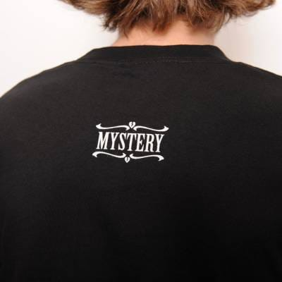 new high quality best authentic the best Mystery Skateboards Mystery El Perrito T-Shirt Black - Skate T ...