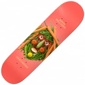 Neen You Are What You Eat Skateboard Deck 8.0