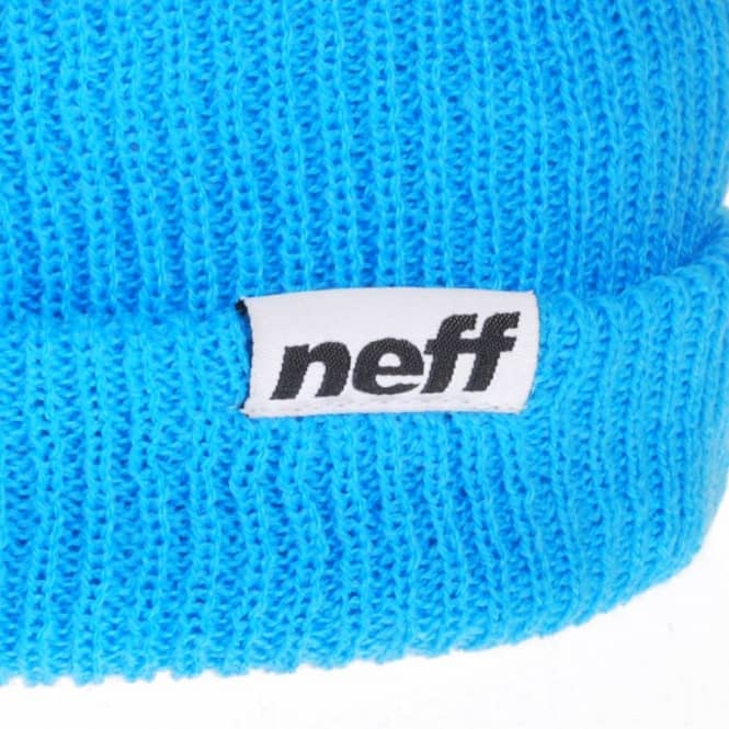 b9891a780 Neff Snappy Pom Pom Beanie - Blue/White/Red