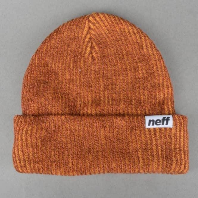 e7955c5637f Neff Headwear Neff Wobba Fold Up Beanie - Orange - Beanies from ...