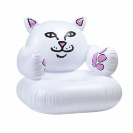 Nermal Inflatable Chair Pool Float - White