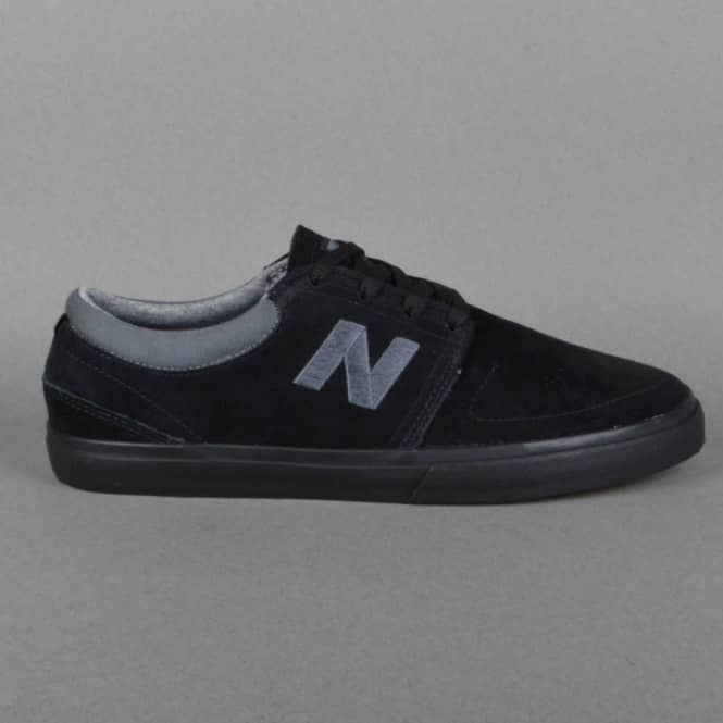 New Balance Numeric Brighton 344 Skate Shoes - Black/Heather
