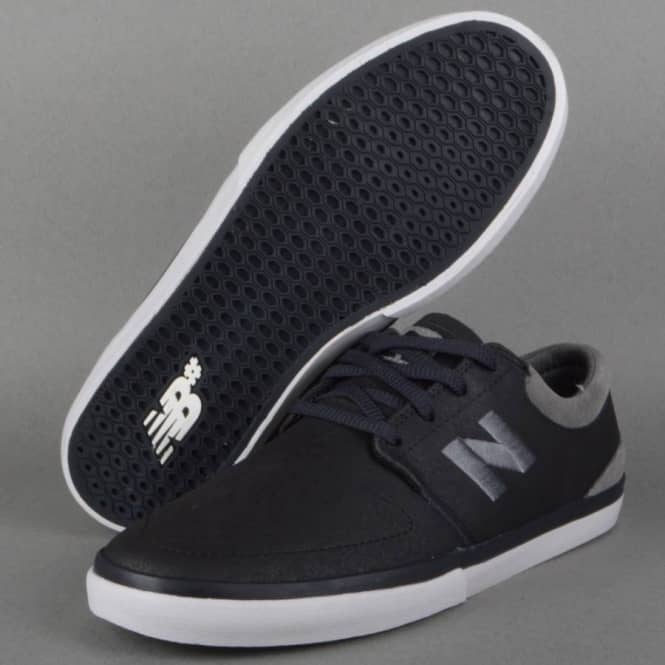 best authentic fe574 5b9f5 New Balance Numeric Brighton 344 Skate Shoes - Black/High Abrasion ...